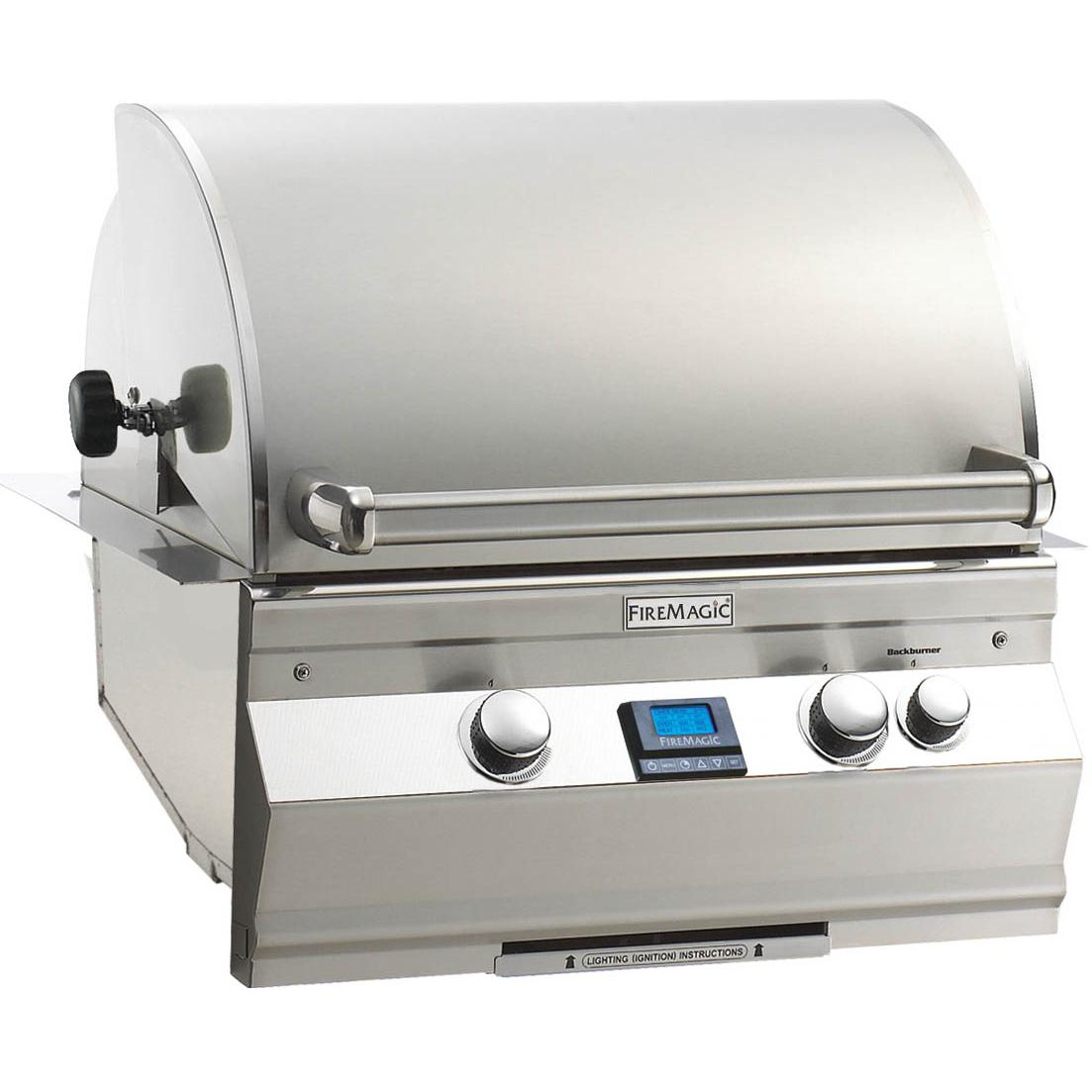 Fire Magic Aurora A430i Built-In Natural Gas Grill With Rotisserie - A430i-6E1N 2893828