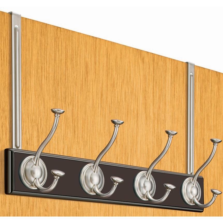 Lynk Meridian Hooks - OverDoor - Espresso - 500101DS