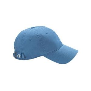 Champion Brushed Cotton 6-Panel Cap - Carolina Blue