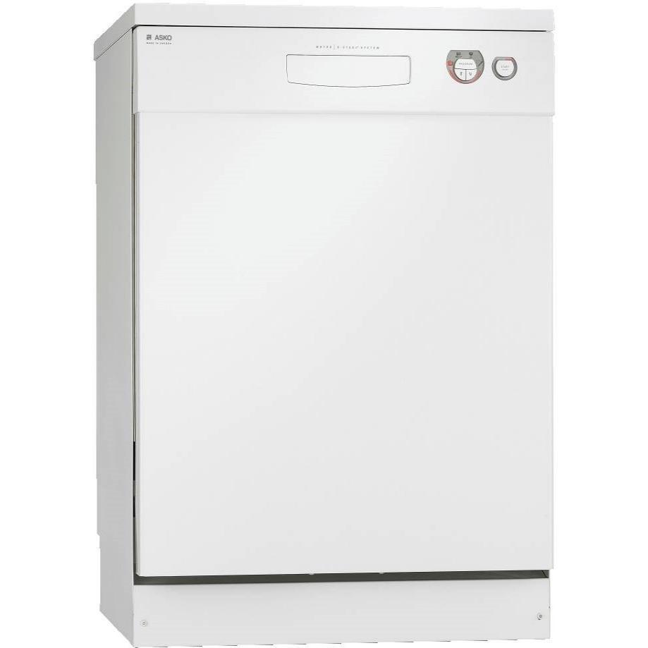 ASKO D5122XXLW 24-Inch XXL Dishwasher - White