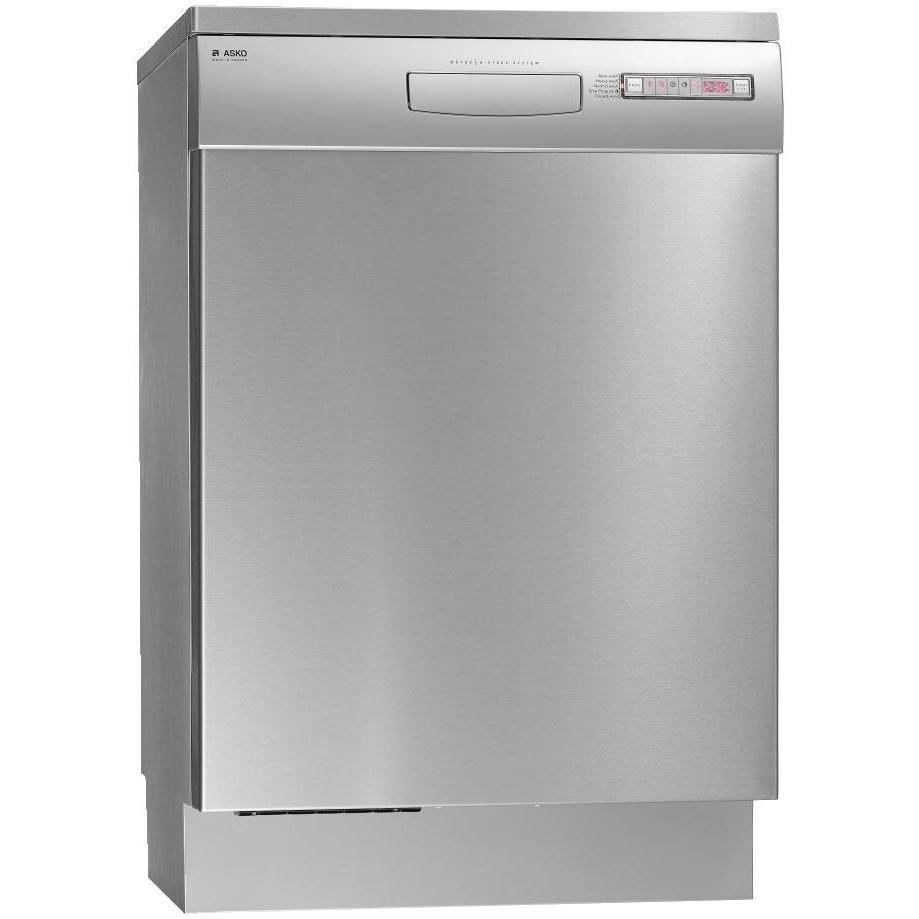 ASKO D5152XXLS 24-Inch XXL Dishwasher - Stainless Steel