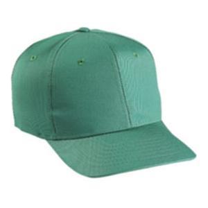 Cobra Caps Structured Cotton Twill Cap - Kelly Green, Discount ID PTC-1001