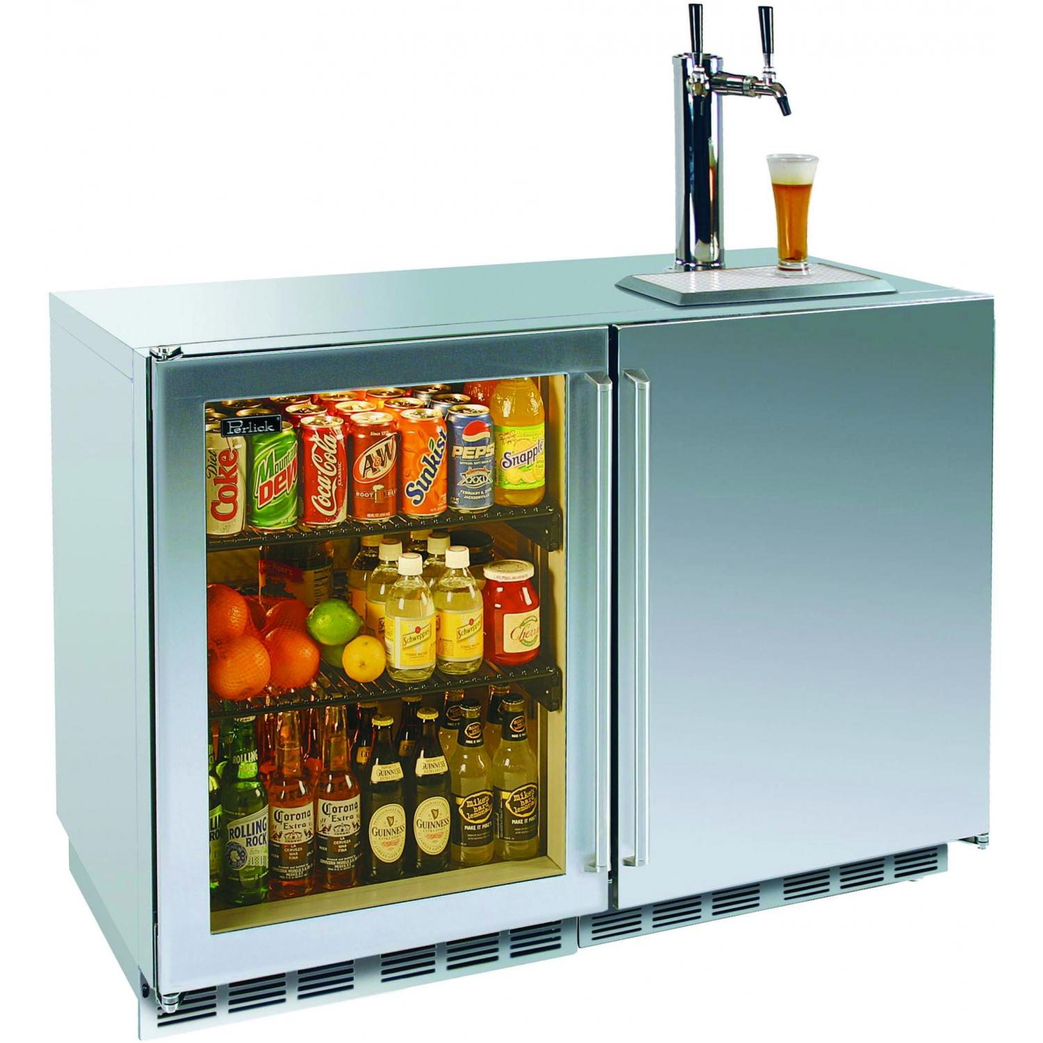 Image Result For Keg Fridge With Tap