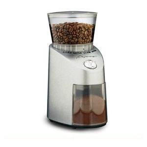 Picture of Capresso Infinity Commercial Grade Die Cast Conical Burr Grinder - Stainless - 56505