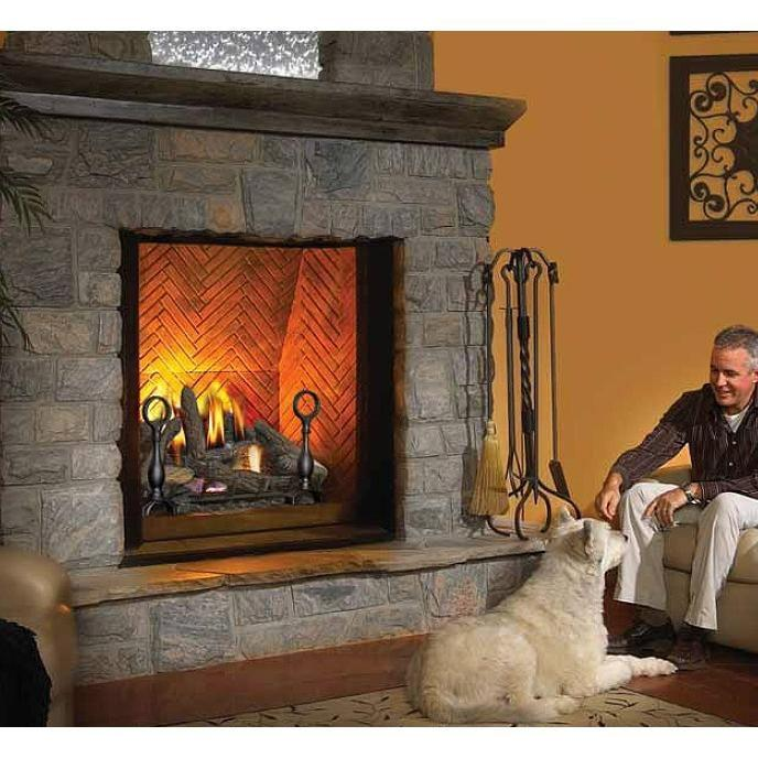 Napoleon BGD90 Dream Direct Vent Propane Gas Fireplace