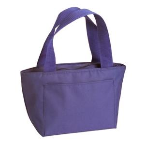 Liberty Bags Simple And Cool Cooler Bag - Purple