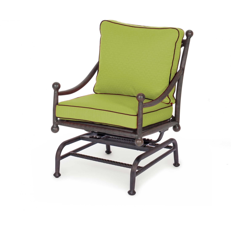 Caluco Origin Aluminum Glider Club Chair
