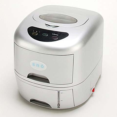 Whynter T-1 SNO Compact Portable Ice Maker - Platinum