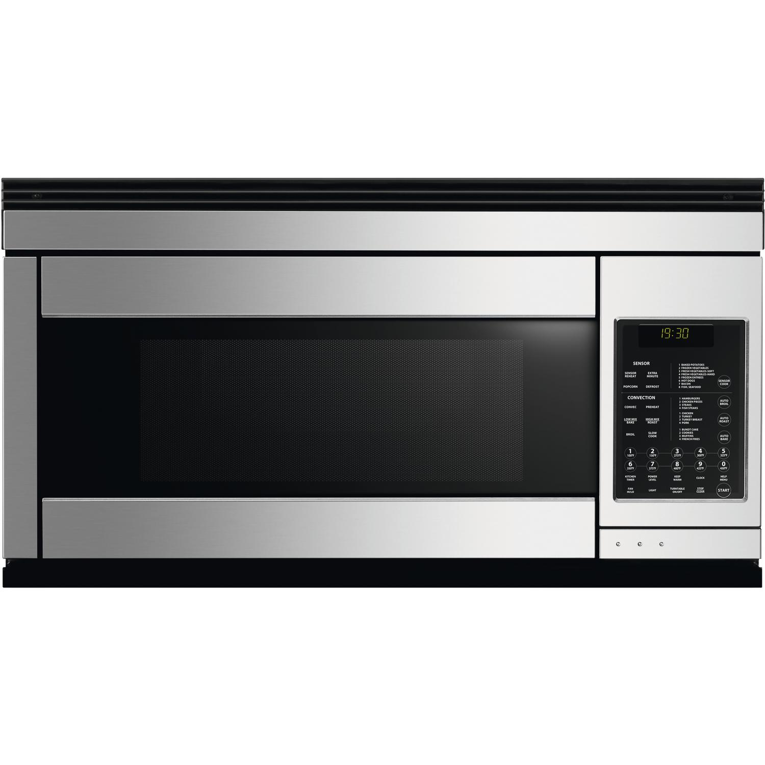 Fisher & Paykel Formerly DCS) 30-Inch 850-Watt Over-The-R...