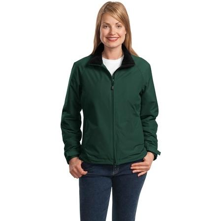 Port Authority Ladies Challenger Jacket XS - True Hunter/True Black