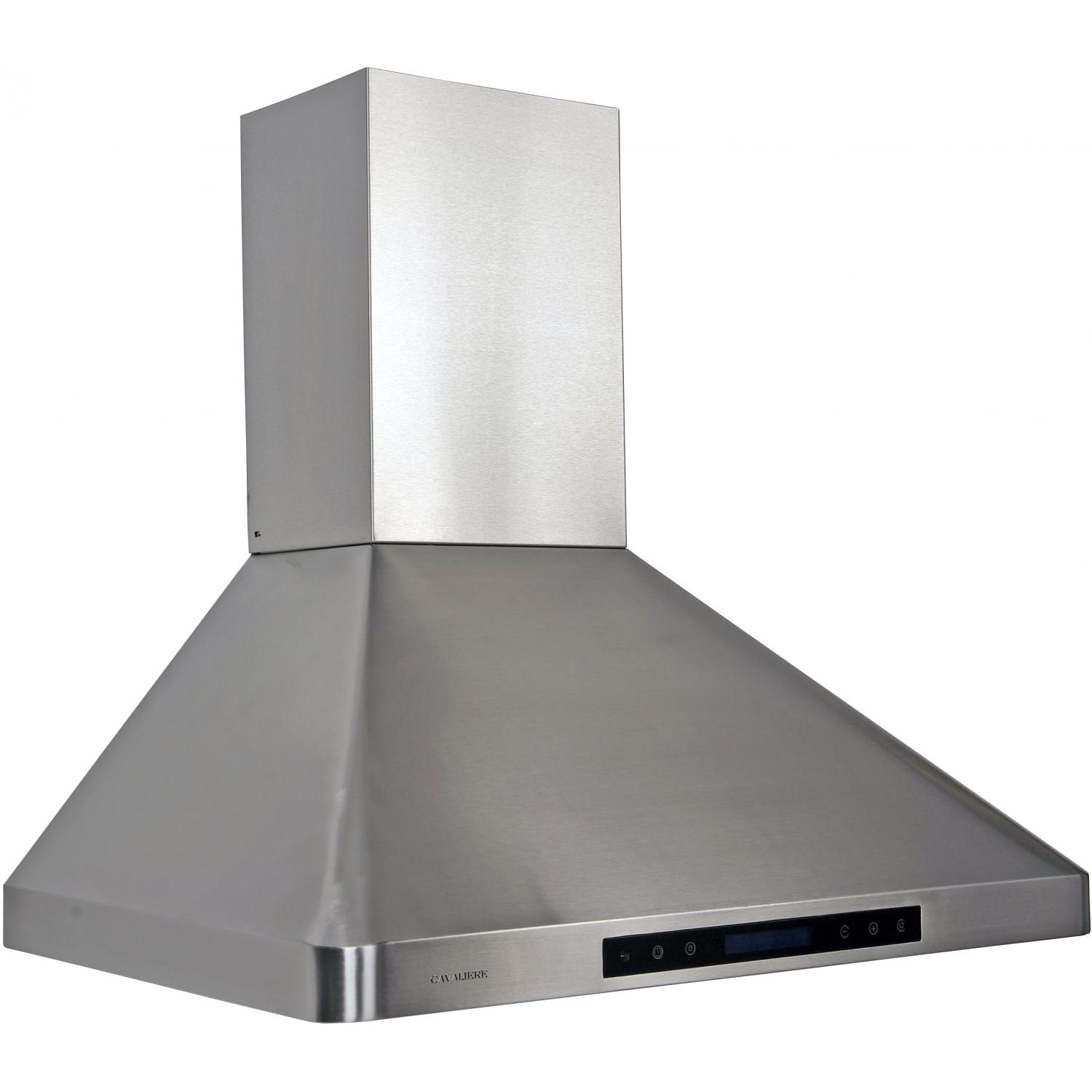 Cavaliere AirPRO 238 Professional Series 30-Inch 900 CFM Wall Mounted Range Hood - AP238-PS29-30
