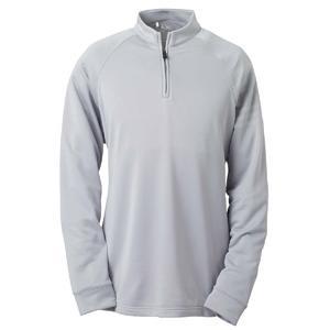 Adidas Golf Mens Performance 1/2-Zip Training Shirt 2XL - Bedrock