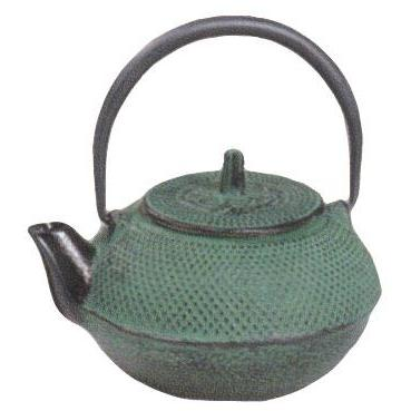 Picture of Old Dutch Strength Teapot - Green
