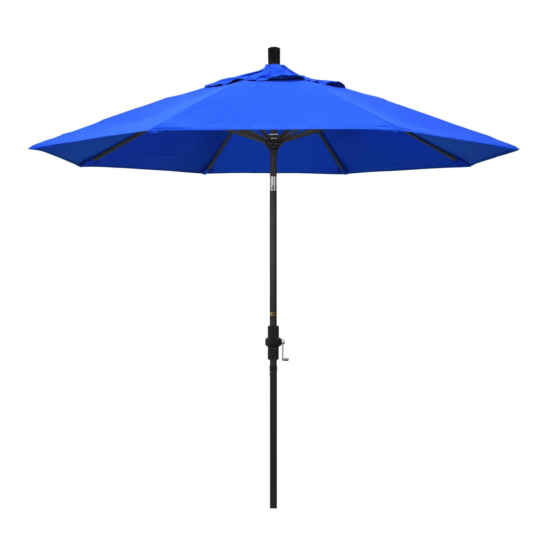 California Umbrella 9 Ft Octagonal Aluminum Collar Tilt P...