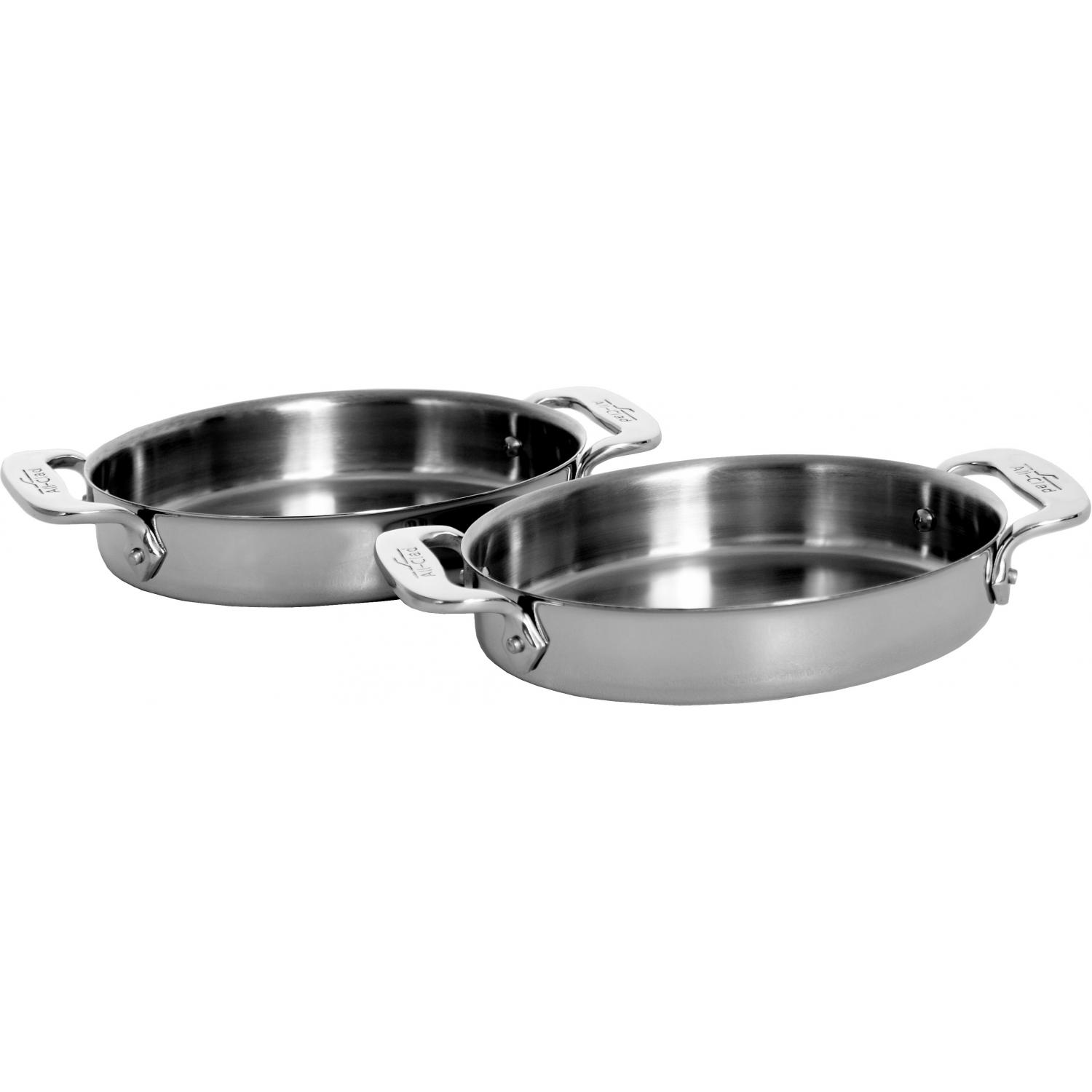 All-Clad Stainless Oval Bakers