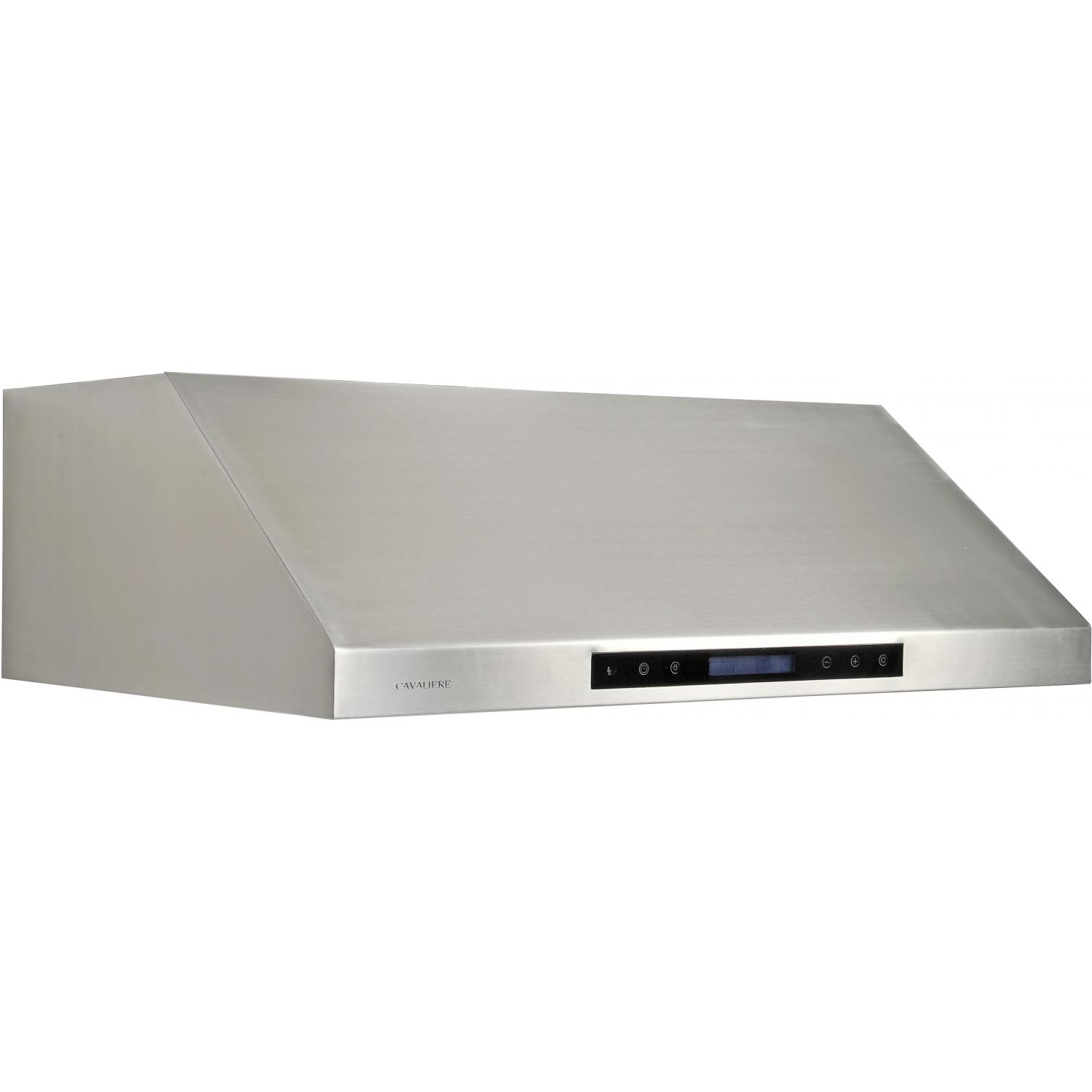 Cavaliere AirPRO 238 Professional Series 30-Inch 900 CFM Under Cabinet Range Hood - AP238-PS37-30