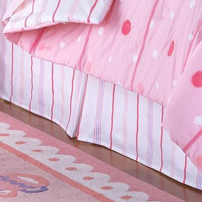 Olive Kids Bed Skirt Queen - Tea Party