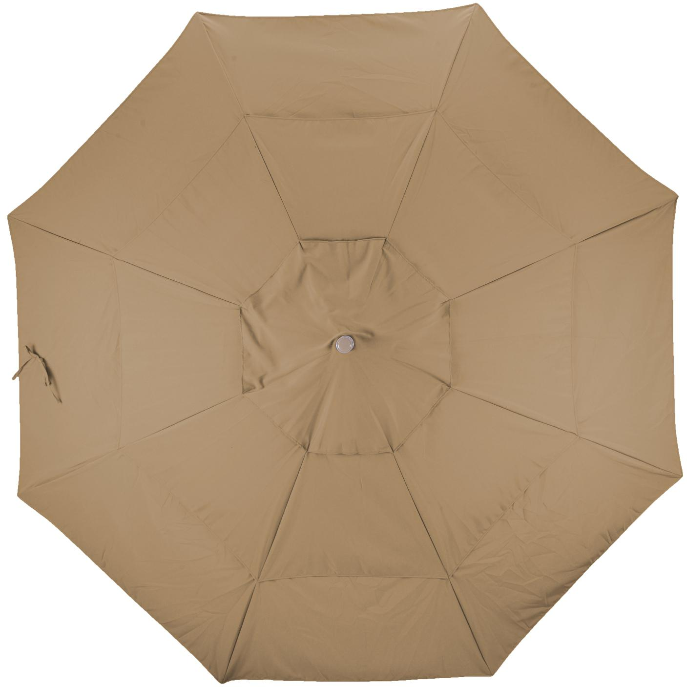 California Umbrella Sunbrella A Fabric In Cocoa 2909498