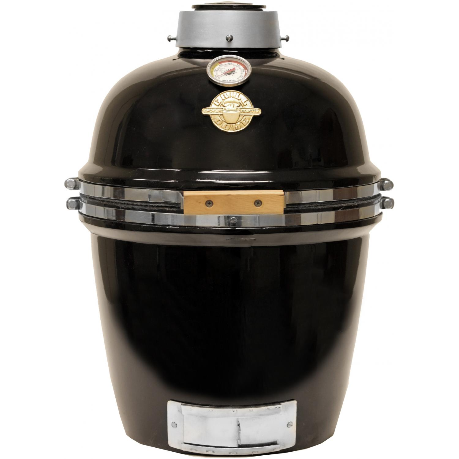 Grill Dome Infinity Series Small Kamado Grill - Black, Discount ID GDS-BK