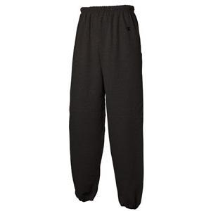 Champion Cotton Max Sweatpants Small - Black 2806814