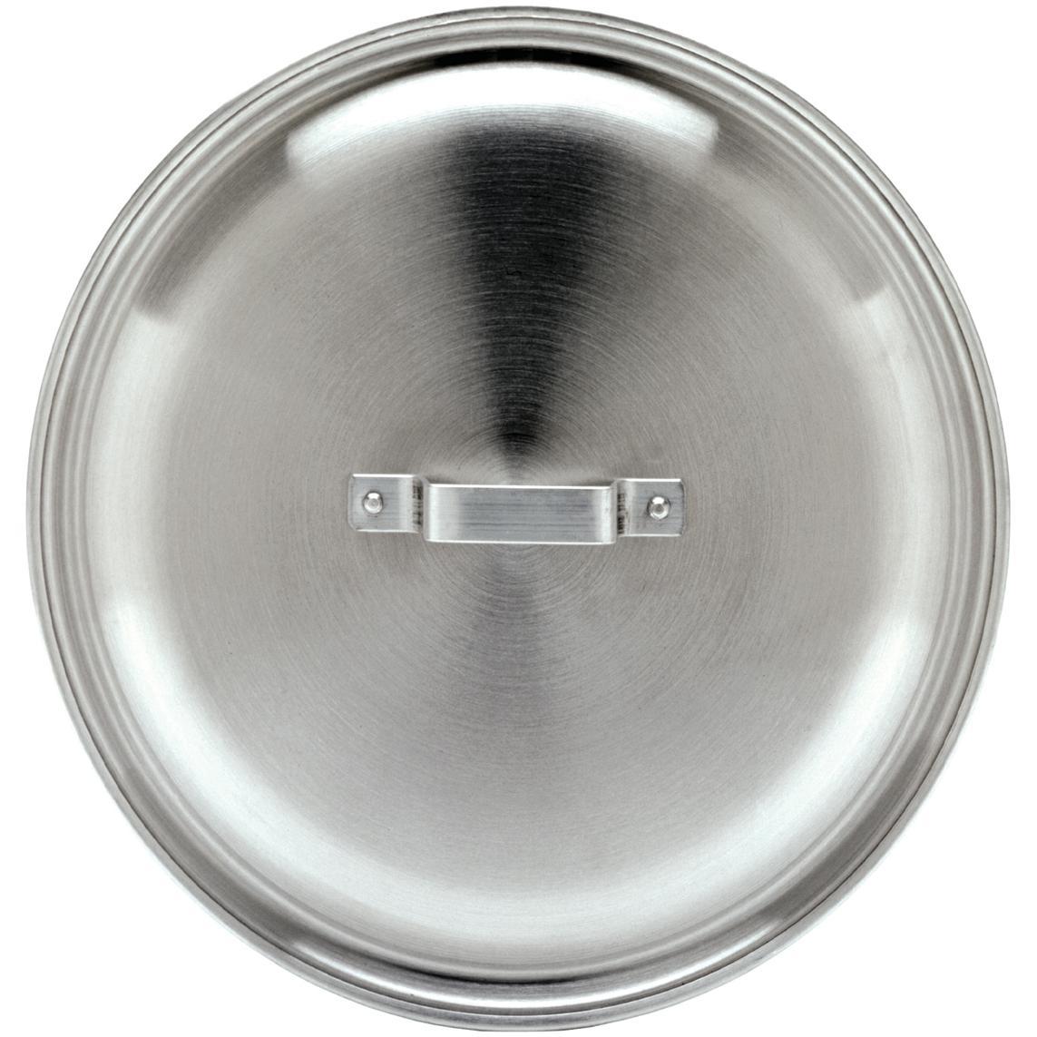 Aluminum Lid For Bayou Classic 7 Gal. Jambalaya Pot
