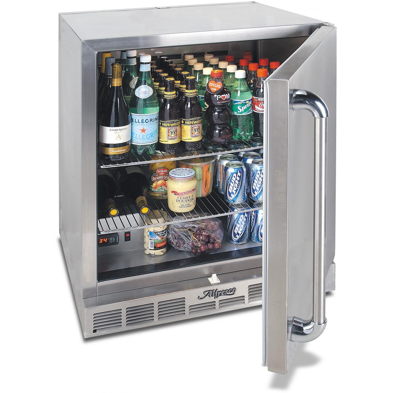 Alfresco 7.2 Cu. Ft. 28-Inch Compact Refrigerator & Kegerator