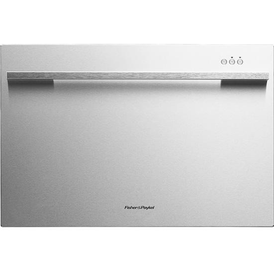 Fisher Paykel DD24SDFX7 Single DishDrawer Flat Door - Stainless Steel 2860718