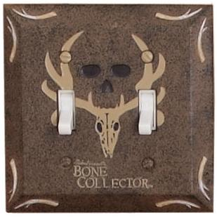 Kimlor Bone Collector Double Switchplate