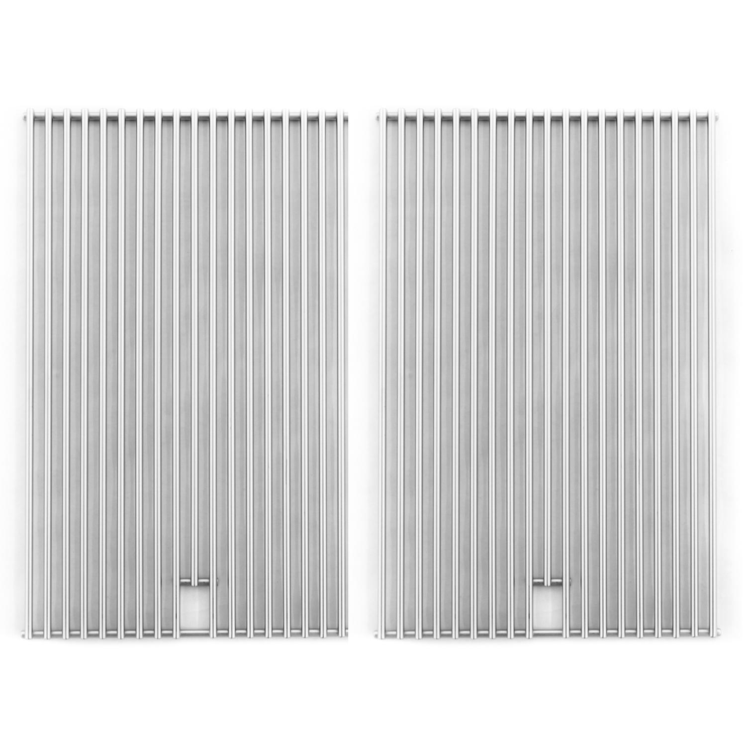Aog American Outdoor Grill Stainless Steel Cooking Grate For 24 Inch Grill - Set Of Two - 24-b-11