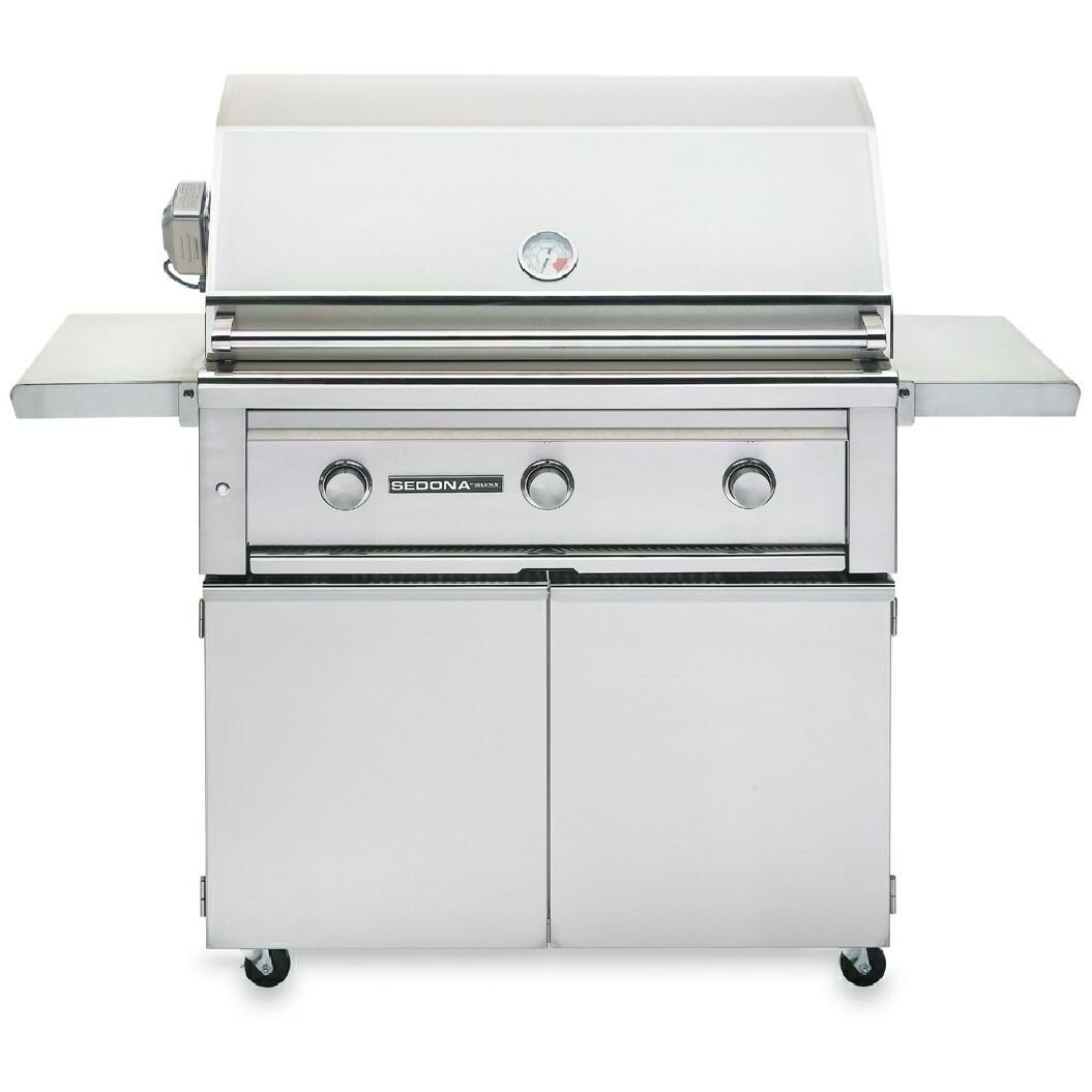 Lynx Sedona By Lynx 36-inch Natural Gas Grill On Cart With Prosear Burner L600ps at Sears.com