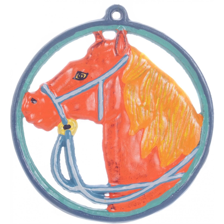 Cajun Cookware Trivets Horse Cast Iron Trivet