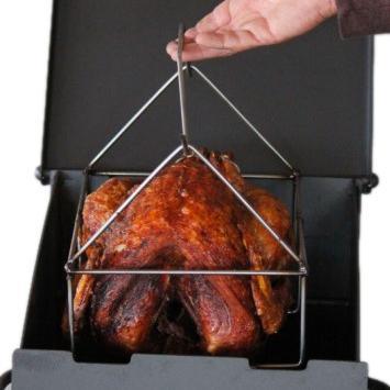 Cajun Fryer Turkey Basket For 6 & 8.5 Gallon Cajun Fryers 2876828