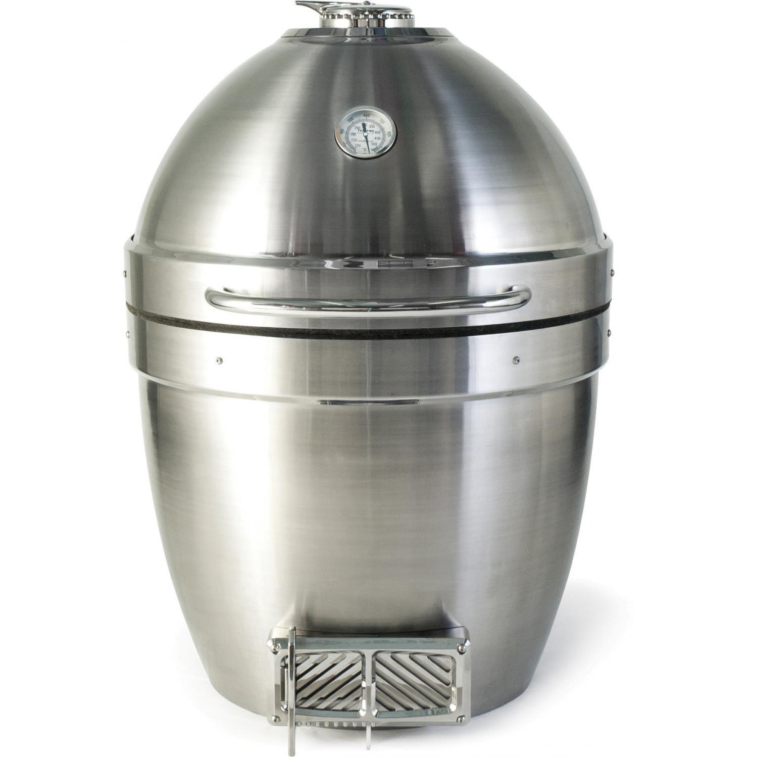 Kamado Joe ProJoe Stainless Steel Kamado Grill, Discount ID PJ28SS