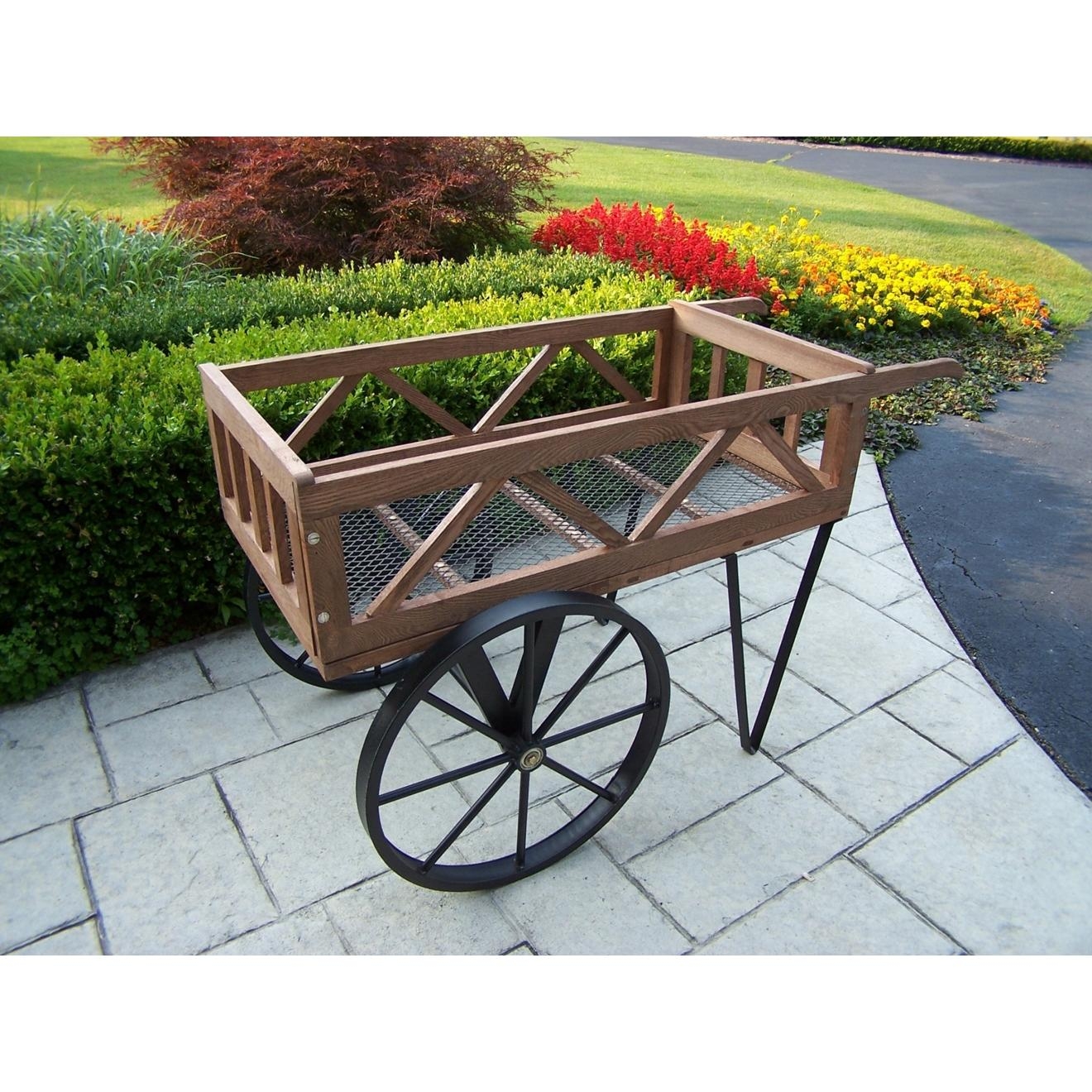 Oakland Living Flower Garden Wagon 2612578