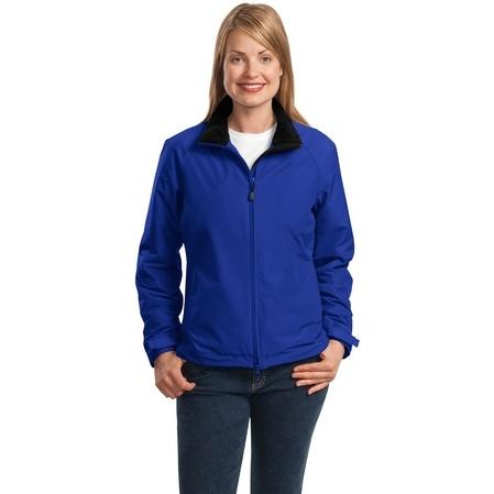 Port Authority Ladies Challenger Jacket XL - True Royal/True Black