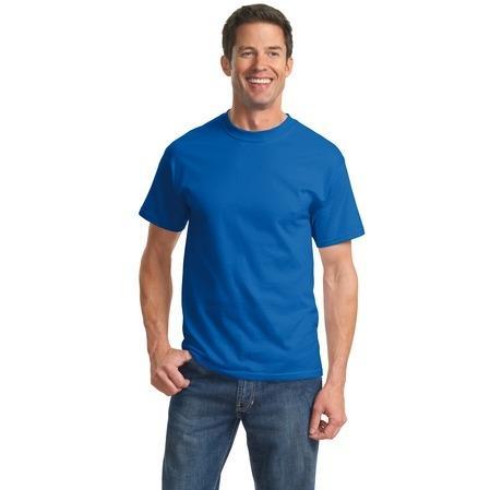 Port & Company Essential T-Shirt Large - Royal