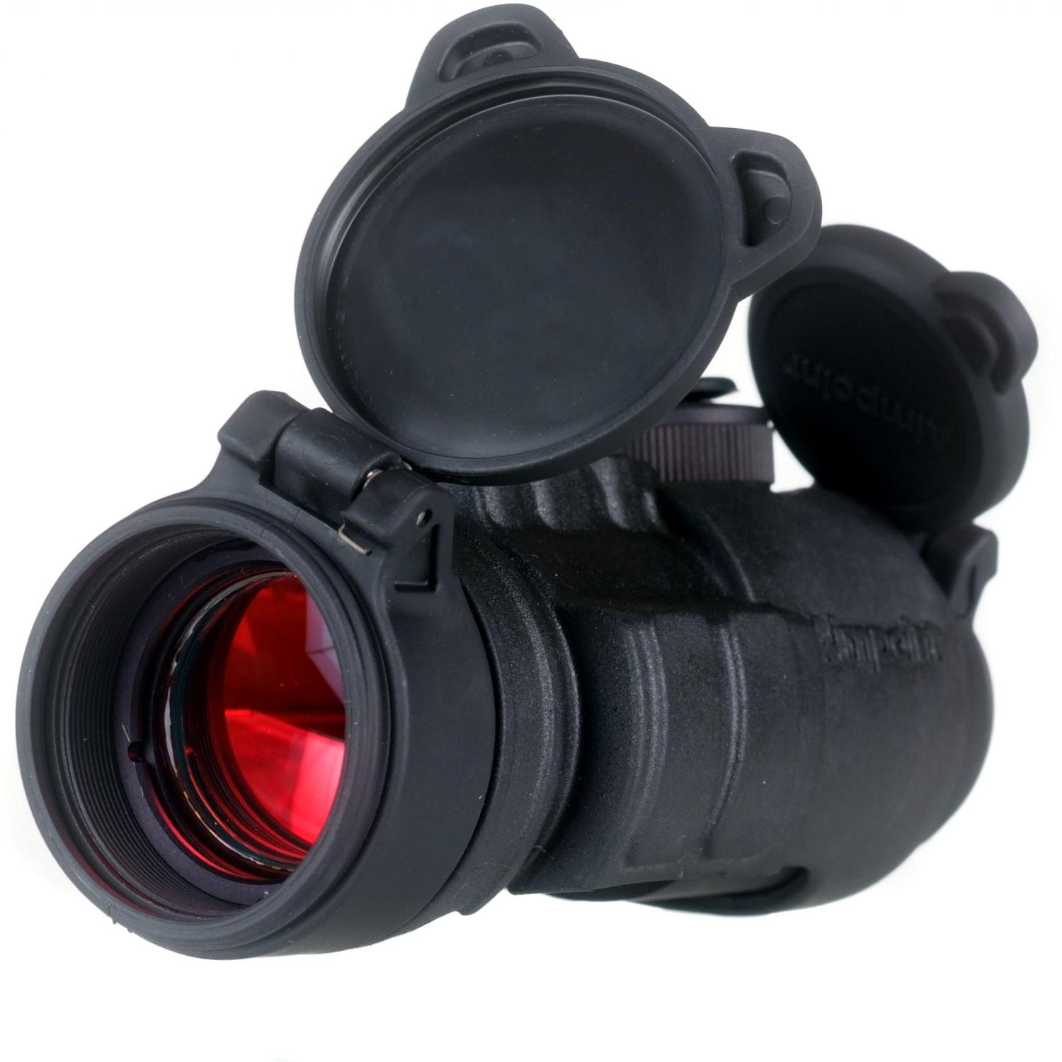 Aimpoint Compm3 Red Dot 2 Moa Sight Riflescope - Black - 11408