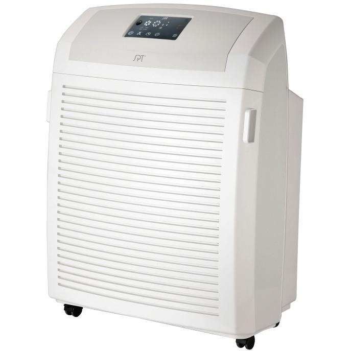 Sunpentown AC-2102 HEPA Air Purifier With VOC & TiO2 Air Purifier 2855786