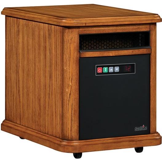 Duraflame 10HM4126-O107 Williams Mobile Electric Heater - Premium Oak