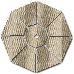 Galtech Sunbrella B Fabric - Antique Beige 2505324