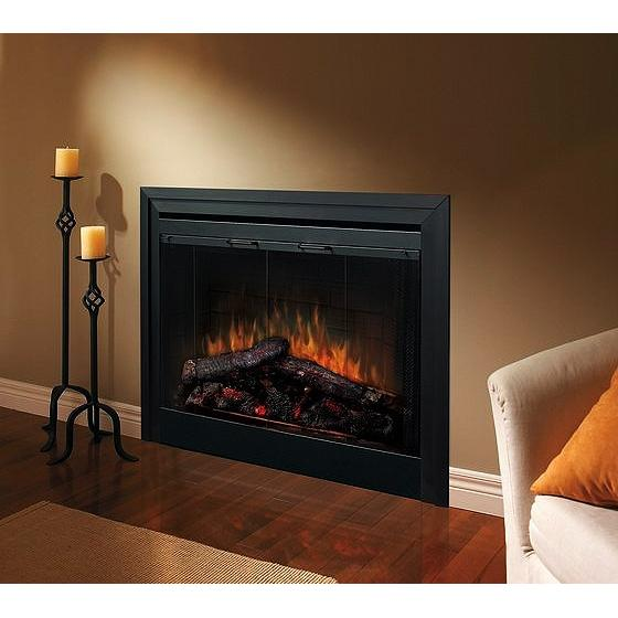 Dimplex BF33DXP 33-Inch Built-In Electric Firebox With Purifire
