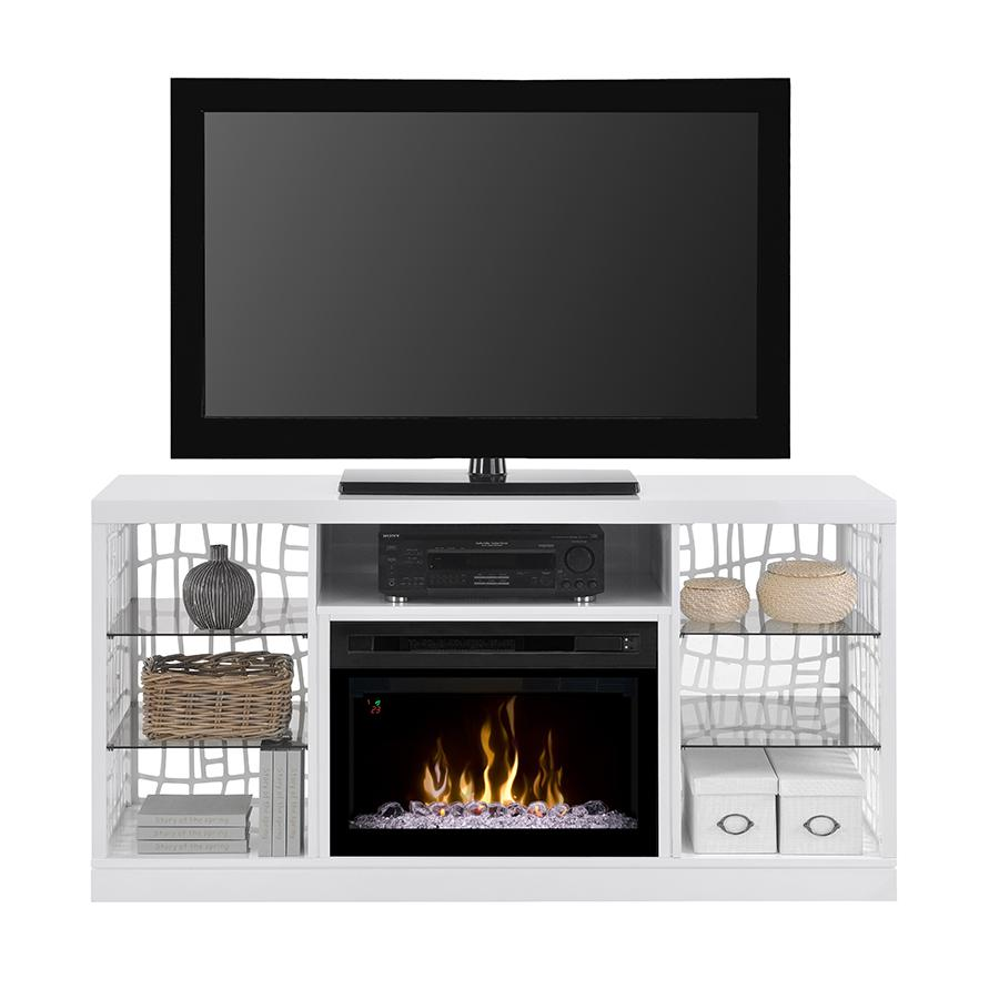 Dimplex Multi-Fire XD Charlotte 60-Inch Electric Fireplac...