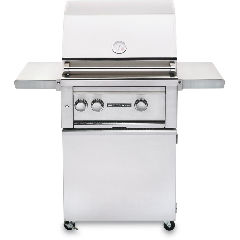 Lynx Sedona By Lynx 24-inch Propane Gas Grill On Cart With Prosear Burner And Rotisserie L400psr at Sears.com