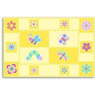 Olive Kids Laminate Placemat - Flowerland