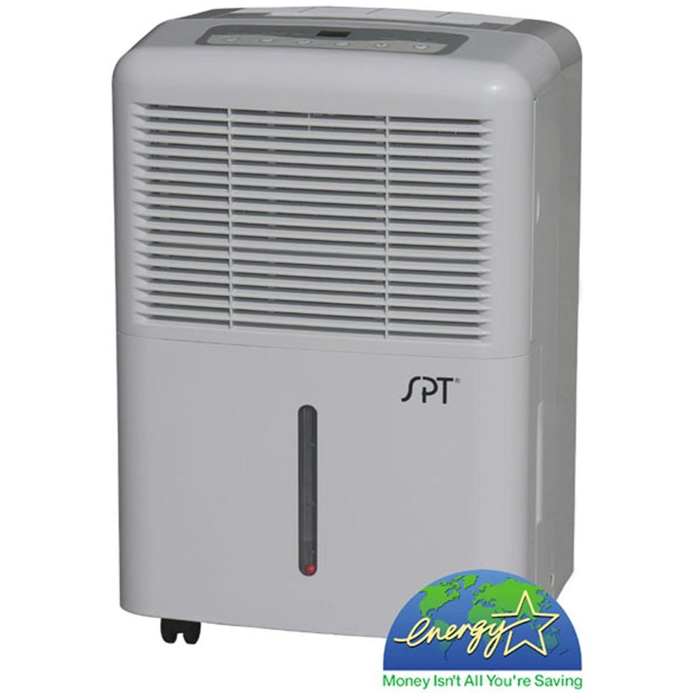 Sunpentown SD-30E 30 Pint Dehumidifier With Energy Star
