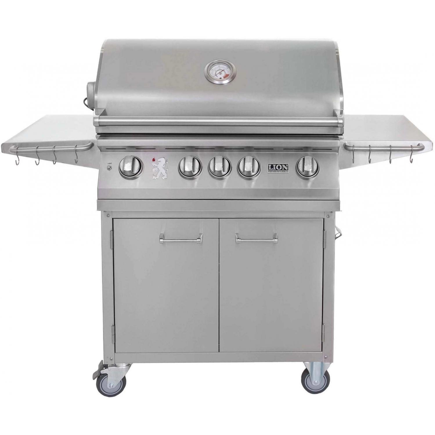 luxor charcoal grills 42 inch builtin charcoal grill open top similar items