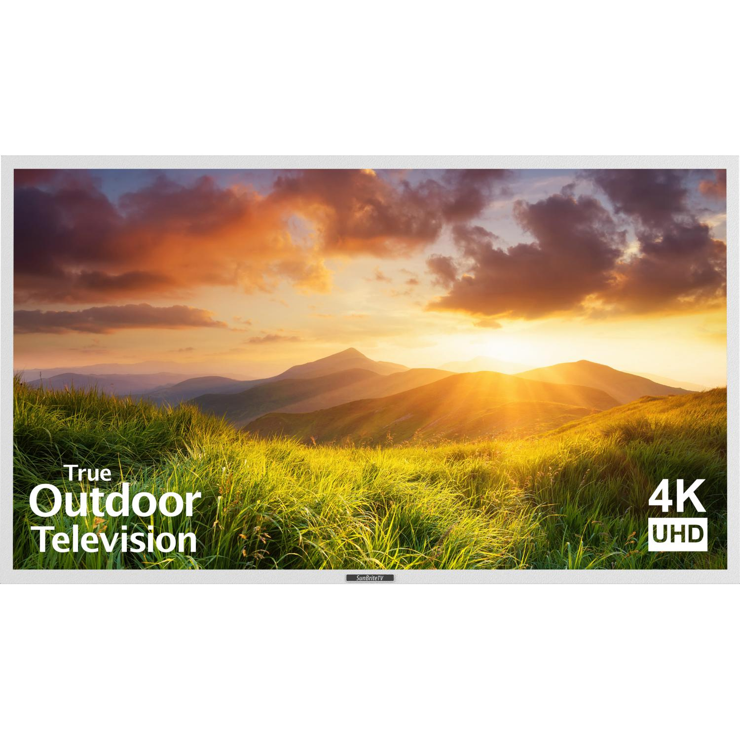 Sunbrite Tv Signature Series 65-Inch 4K LED Outdoor UHDTV...