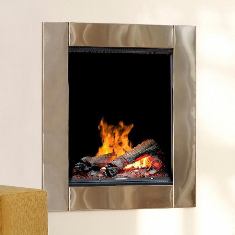 Dimplex Opti-Myst Pro 19-Inch Built-In Electric Firebox -...