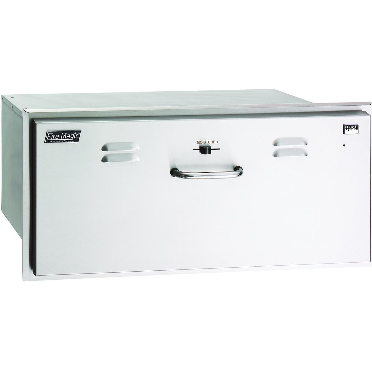 Fire Magic Select 30-Inch Built-In 110V Electric Stainles...