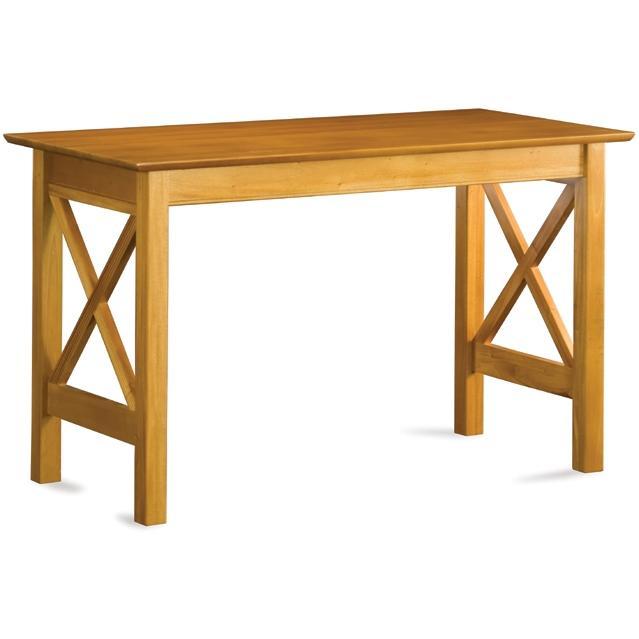Atlantic Furniture 6071700 Lexington Work Table - Caramel Latte